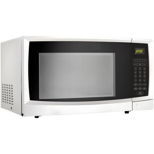 DMW1110WDB - Danby 1.1 CF Microwave White - Right Angle