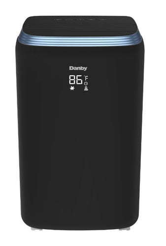 DPA140HE3BDB-6 - Danby 14,000 (8,300 SACC**) BTU Portable Air Conditioner with Heat pump