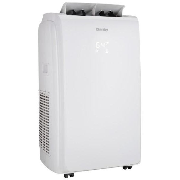 DPA140HEAUWDB - Danby 14000 BTU Portable Air Conditioner with Heater White - Danby Appliances