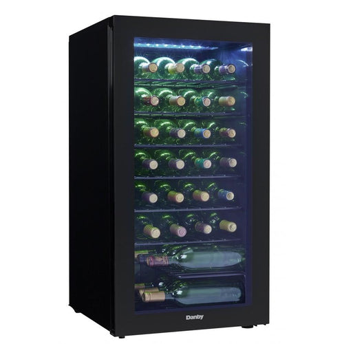 DWC032A2BDB - Danby 36 Bottle Wine Cooler - Danby Appliances