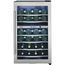 Load image into Gallery viewer, DWC040A3BSSDD - Danby 38 Bottle Wine Cooler - Danby Appliances