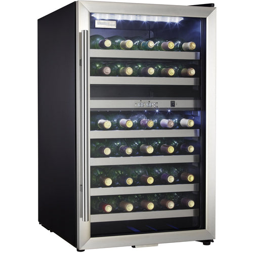 DWC114BLSDD - Danby 38 Bottle Wine Cooler - Danby Appliances