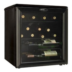 DWC172BL-CT - Danby 17 Bottle Wine Cooler - Danby Appliances