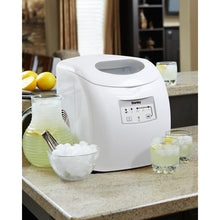Load image into Gallery viewer, DIM2500WDB - Danby Compact Ice Maker White - Danby Appliances