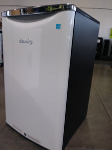 DAR044A8BBSL-W-RM - Danby 4.4 CF Refrigerator Oreo Refurbished* - Danby Appliances