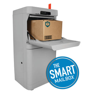 DPG37G - Danby Parcel Guard: The Smart Mailbox Grey
