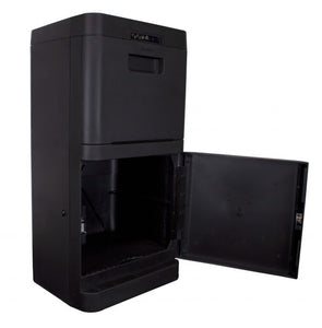 DPG37B-PR - Parcel Guard: The Smart Mailbox (Black) Blemished* - Empty Bottom