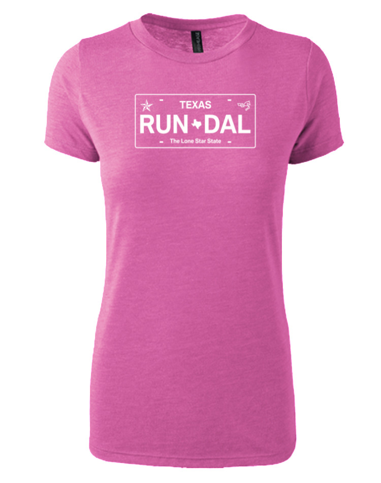 Women's Run Dallas Tee