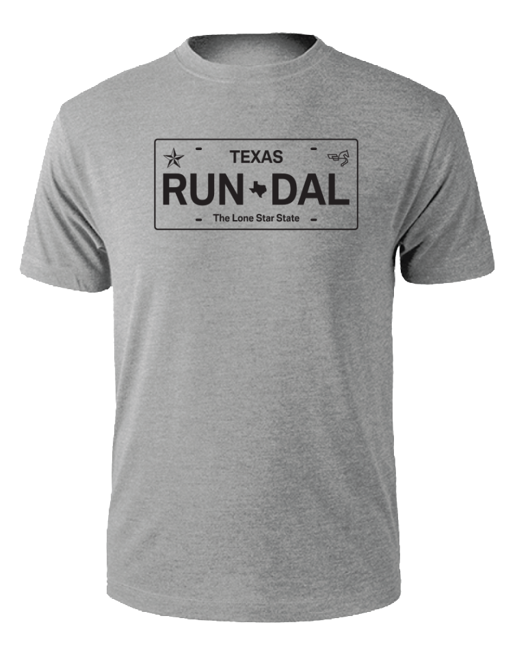 Men's Run Dallas Tee