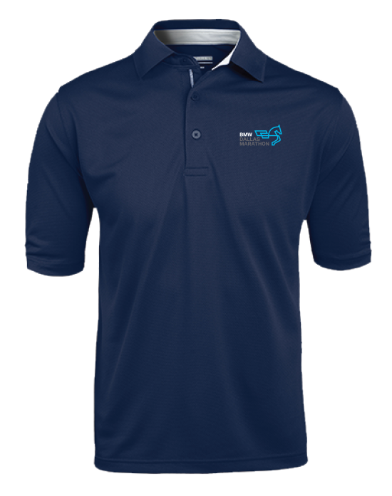 Men's Marathon Polo (Navy)