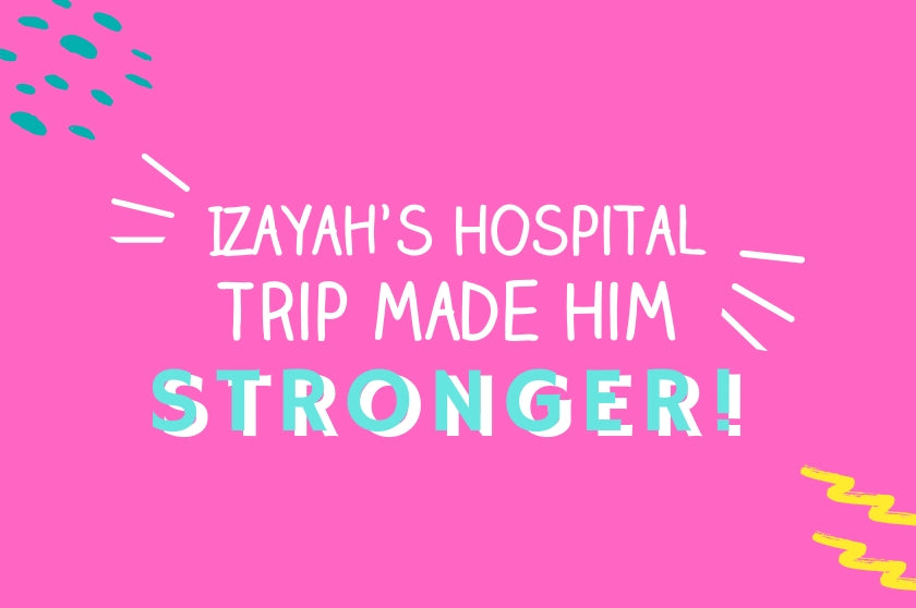 Episode 12 - Big Life Kids Stories: Izayah's Hospital Trip Made Him Stronger!