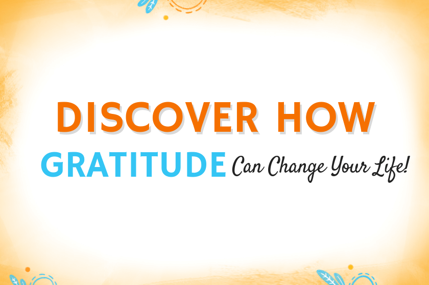 EP 7 - Discover How GRATITUDE Can Change Your Life