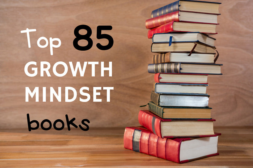 Top 85 Growth Mindset Books For Children And Adults – Big