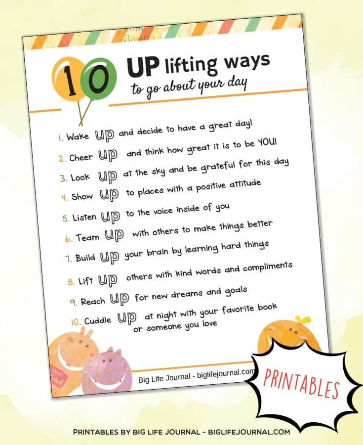 2. The 10 day challenge