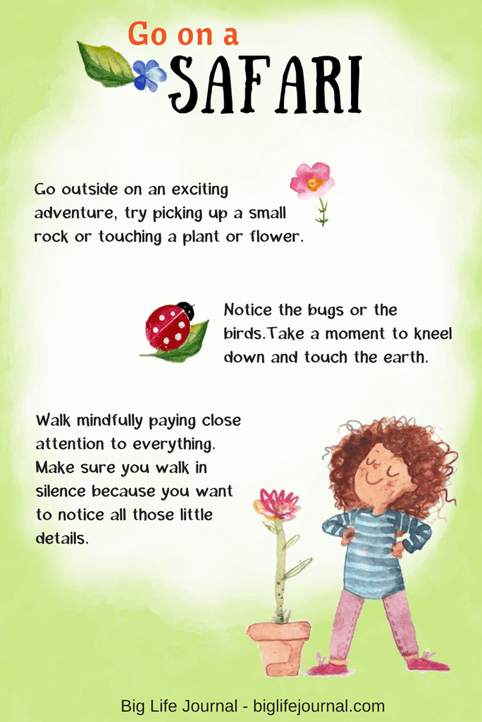 5 Fun Mindfulness Activities For Children Big Life Journal