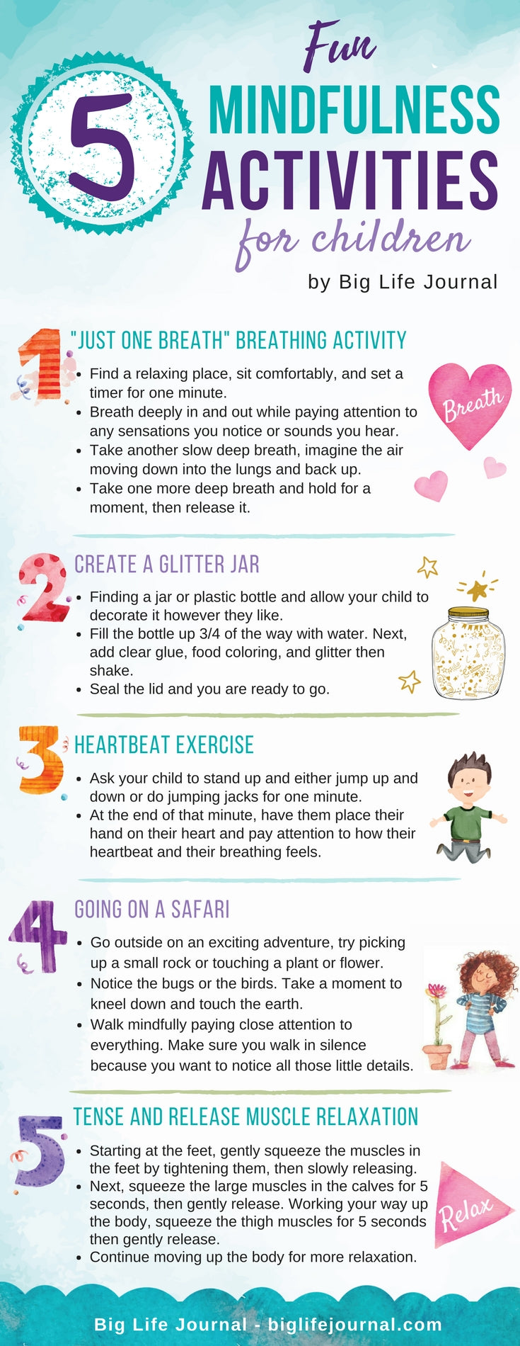 5 Fun Mindfulness Activities for Children