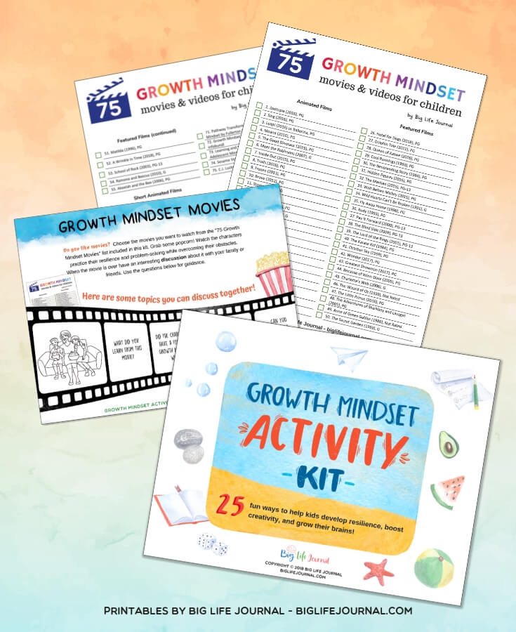 Activity Kit Movies