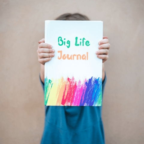 Big Life Journal for children