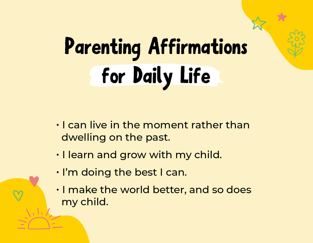 Parenting Affirmations for Daily Life