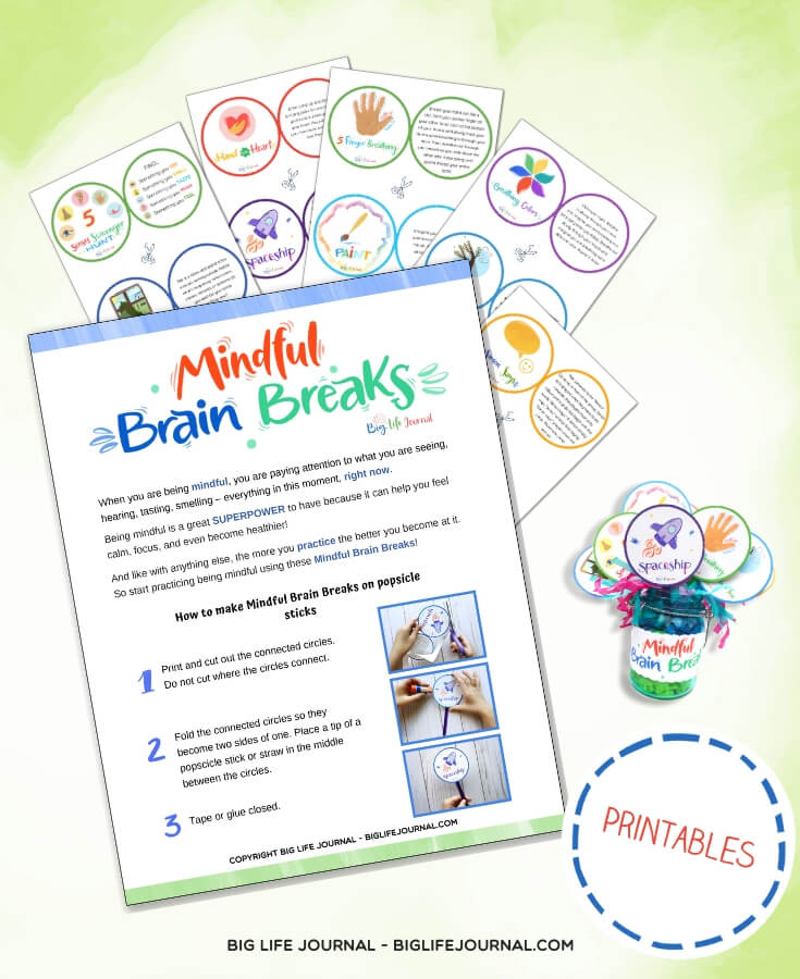 Mindful Brain Breaks