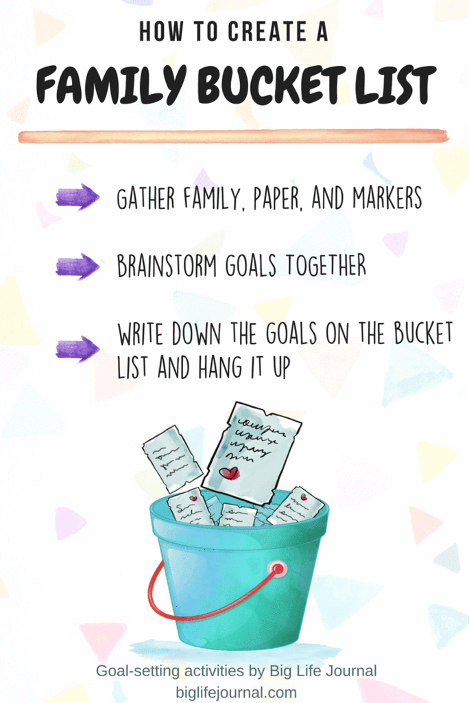 7 Fun Goal Setting Activities For Children Big Life Journal