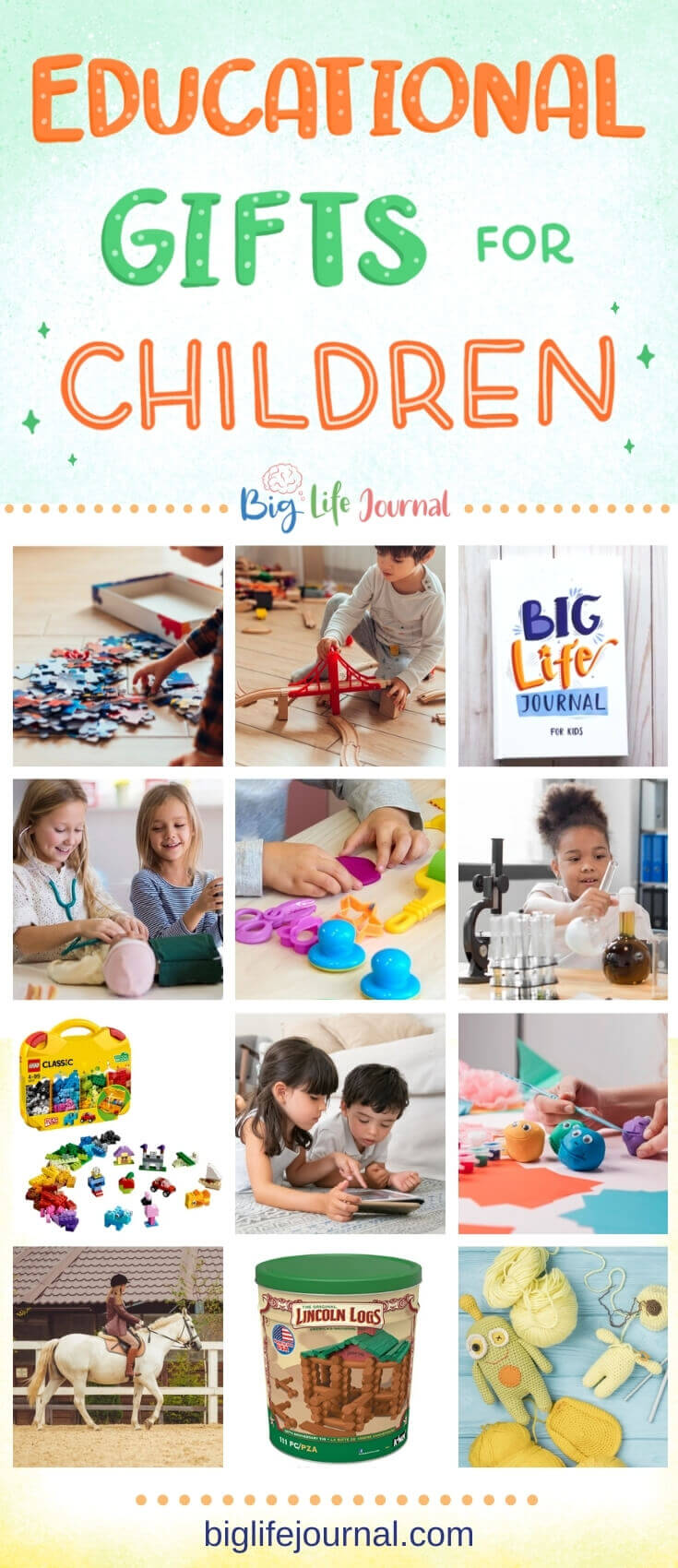 Educational Gifts for Children