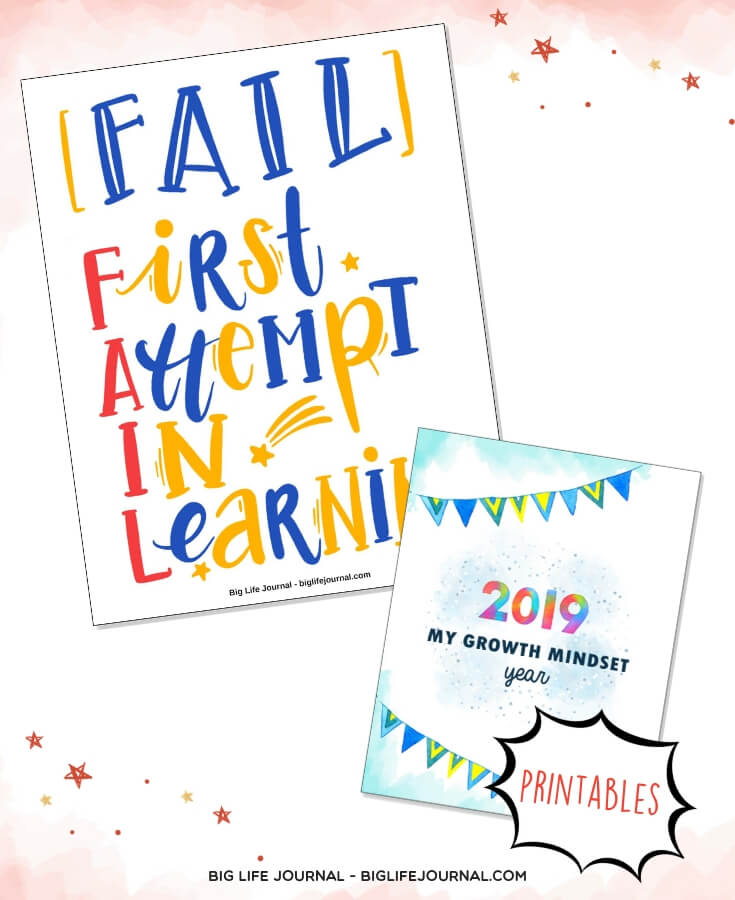 FAIL poster - news years kit