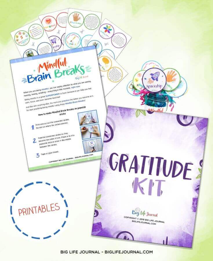 Gratitude & Mindfulness Kit