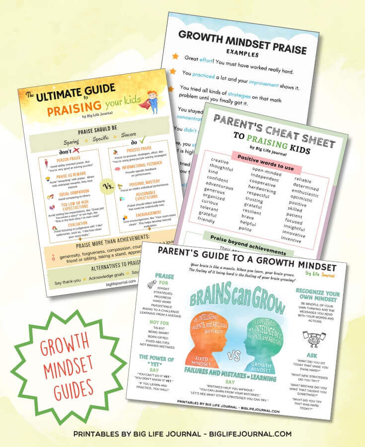 Growth Mindset Guides