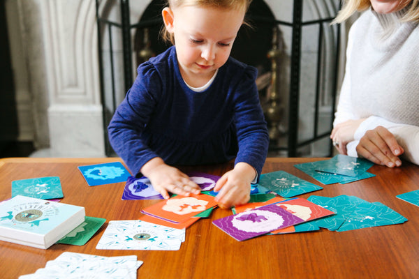 Peacemakers, positive affirmations game for children