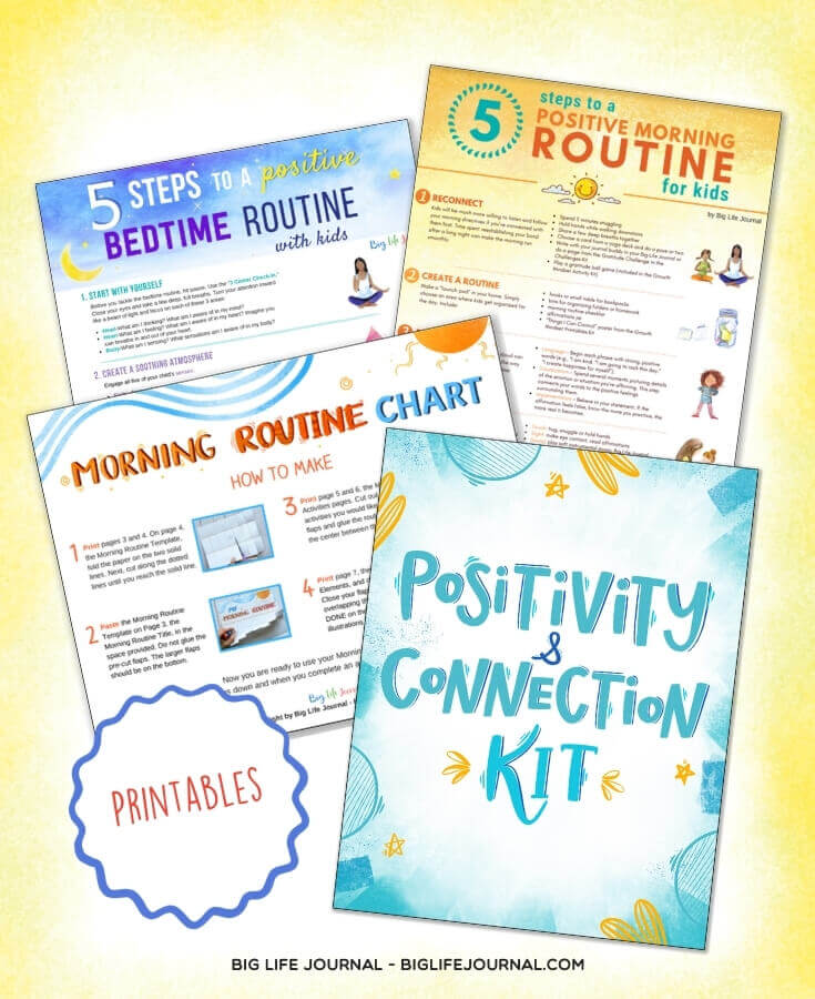 Positivity & Connection Kit