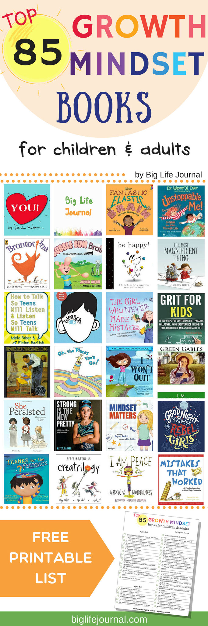 Top 85 growth mindset books for children and adults big life journal save a list of 75 top growth mindset books for children and adults to help build resilience fandeluxe Image collections
