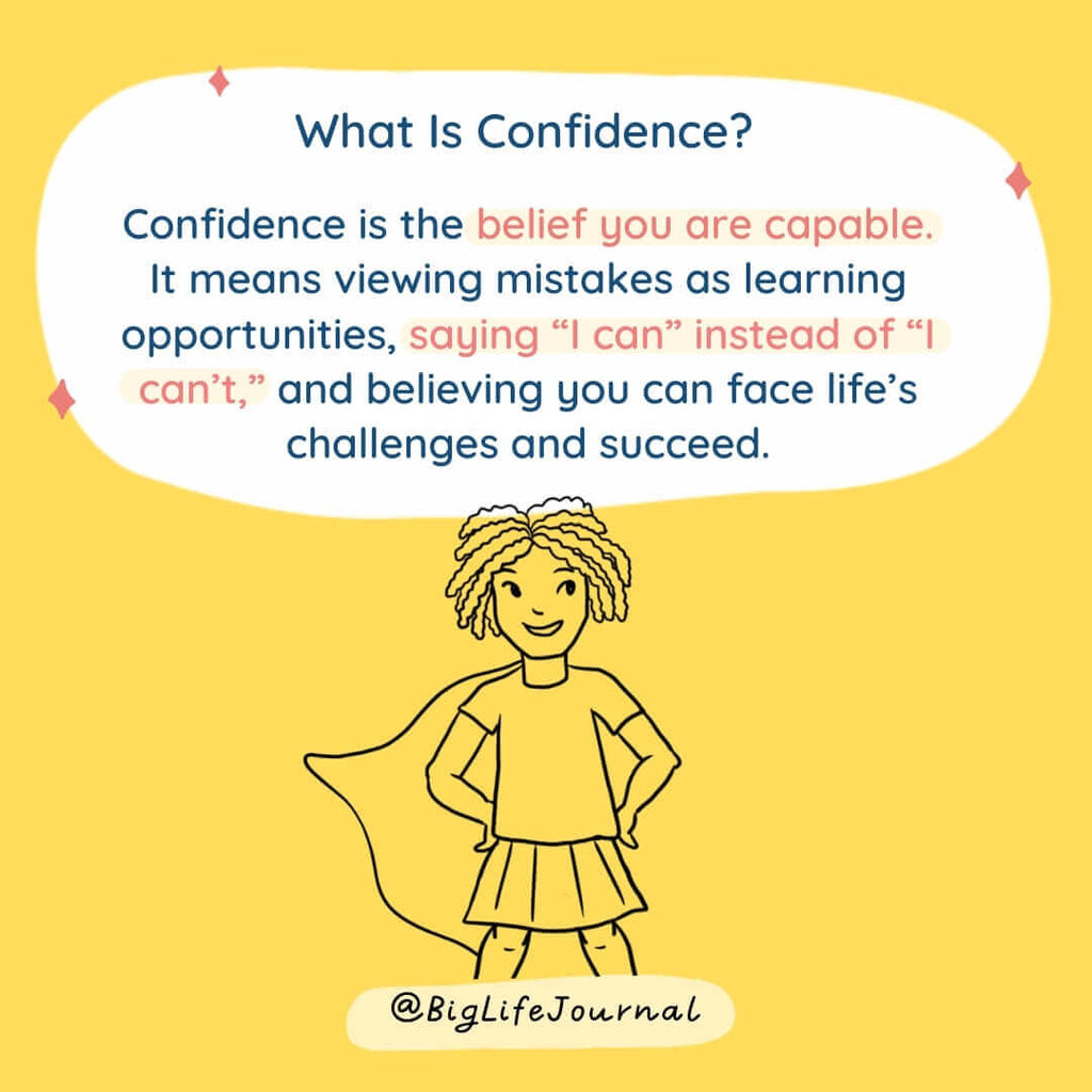 What is confidence