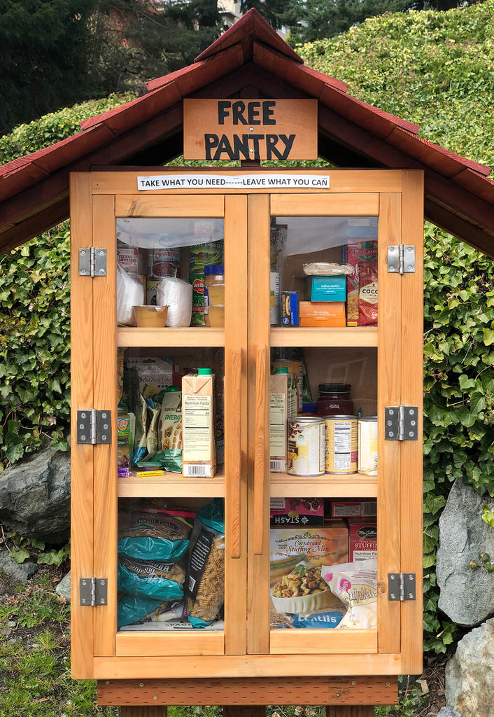 Window Pantry