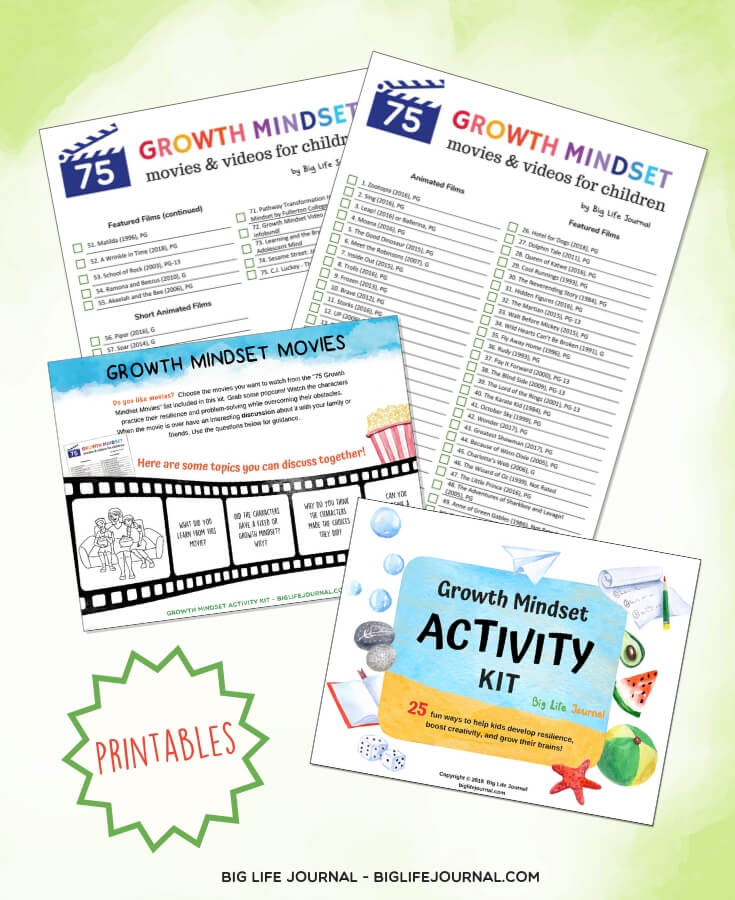 activities kit movies