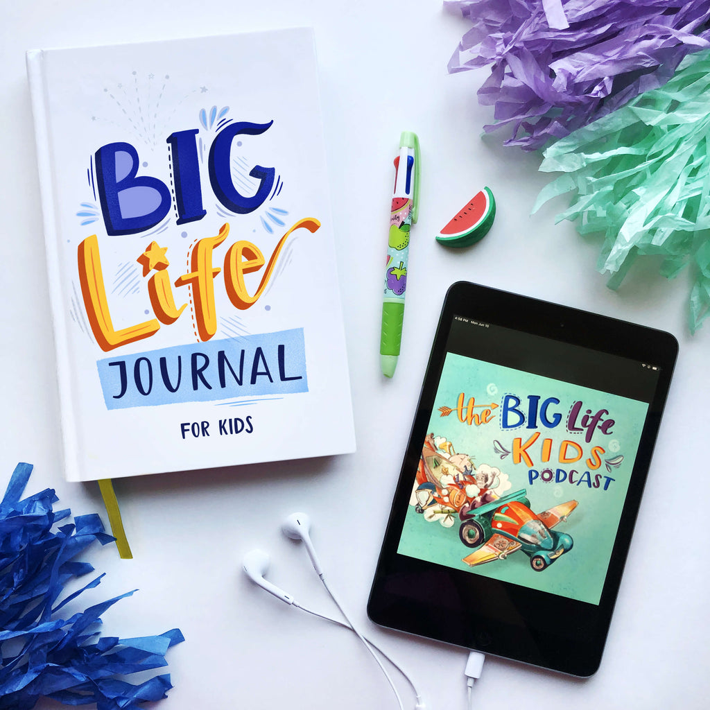 big life journal kids podcast