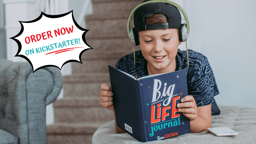 Big Life Journal teens tweens