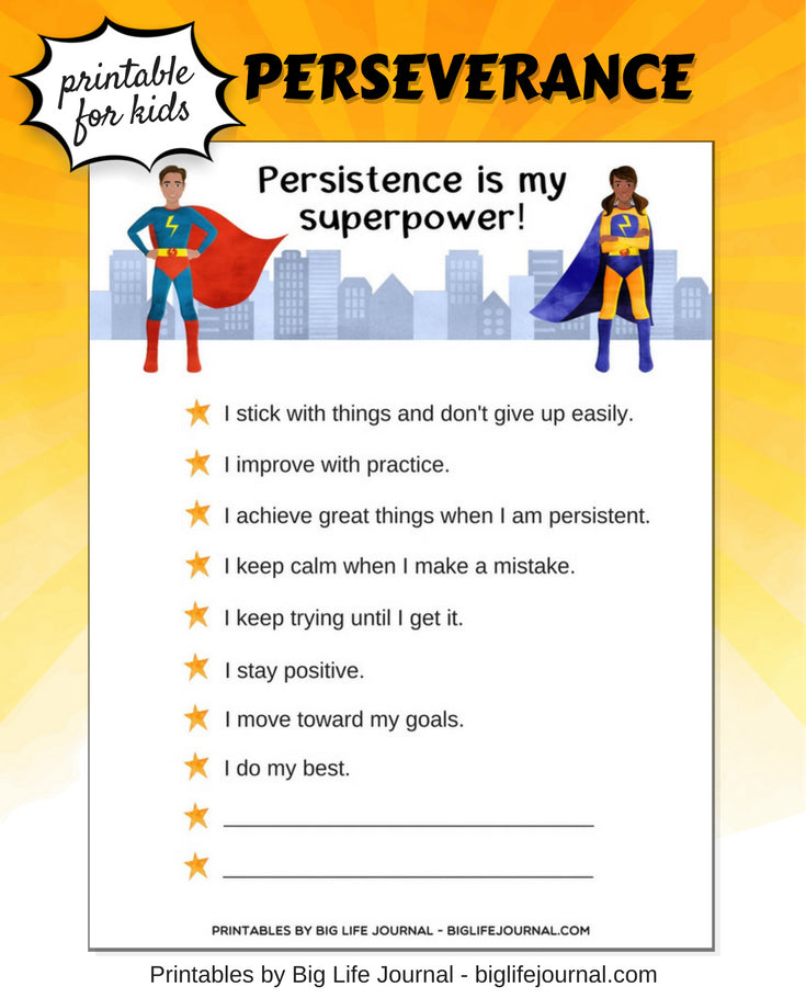 How To Raise Resilient Kids Who Never Give Up Based On