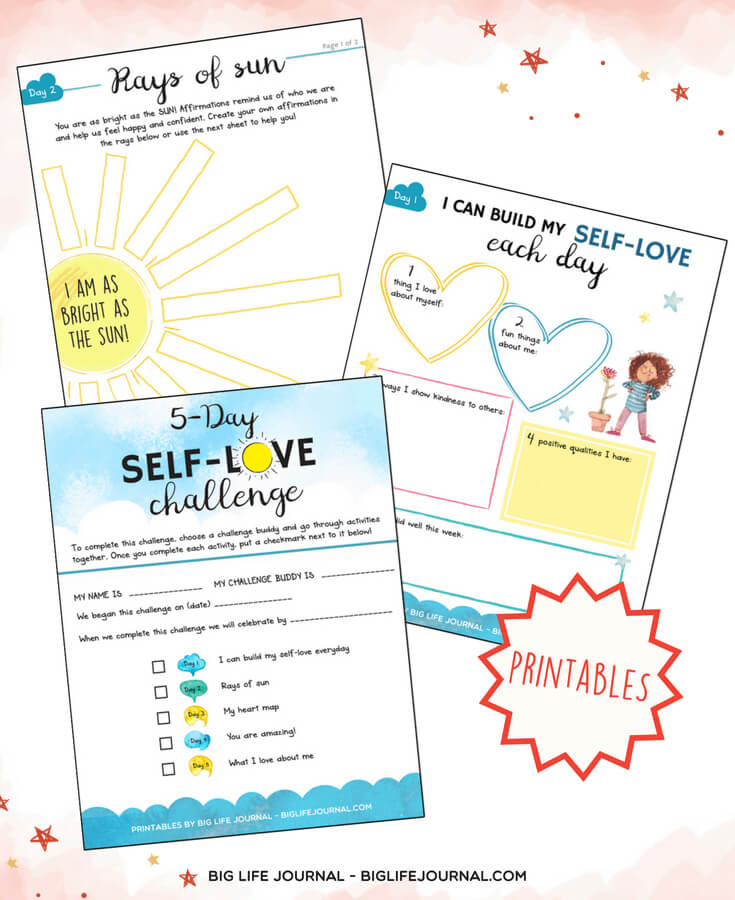 challenges kit self love