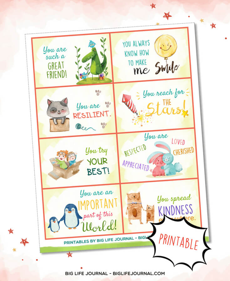 Self-Esteem & Confidence Kit PDF (ages 5-11)