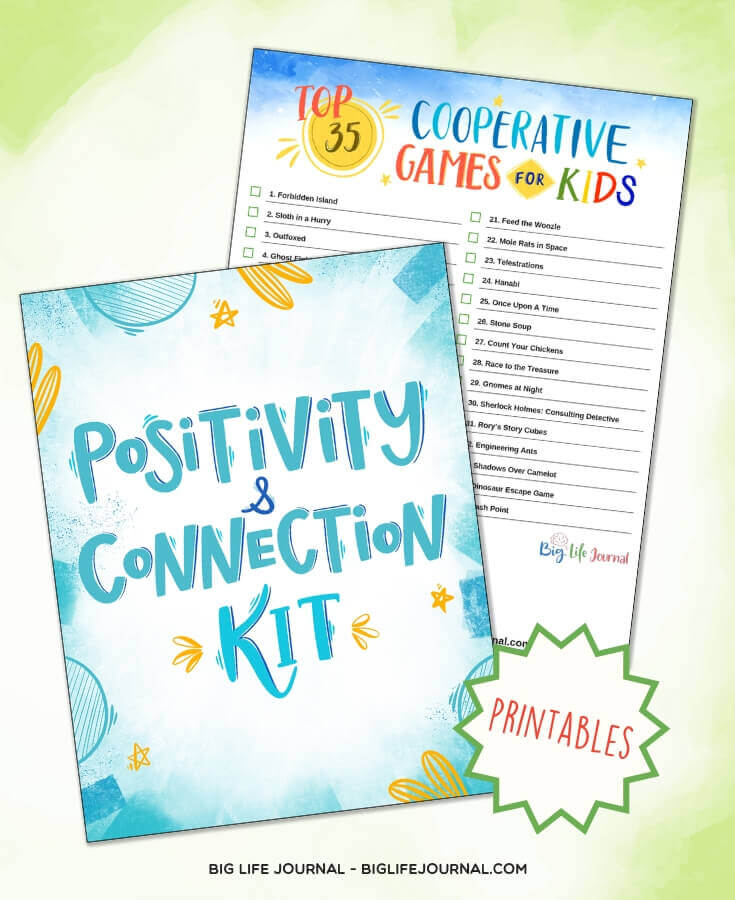 Cooperative Games for Kids