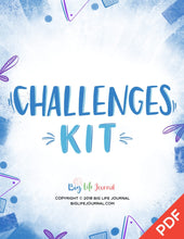 Challenges Kit PDF (ages 5-12)