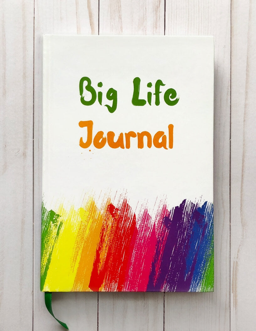 Big Life Journal: Growth Mindset for Kids 7 to 10