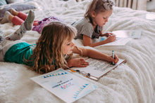 New Year Goal-Setting Kit (ages 4-10)