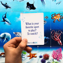Three Seas Conversation Cards