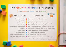 Growth Mindset Printables Kits 1+2 (PDF)