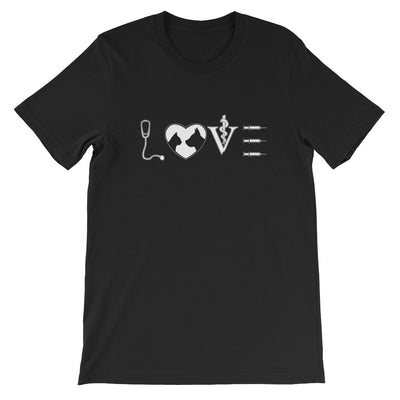 LOVE Vet Tech T-Shirt