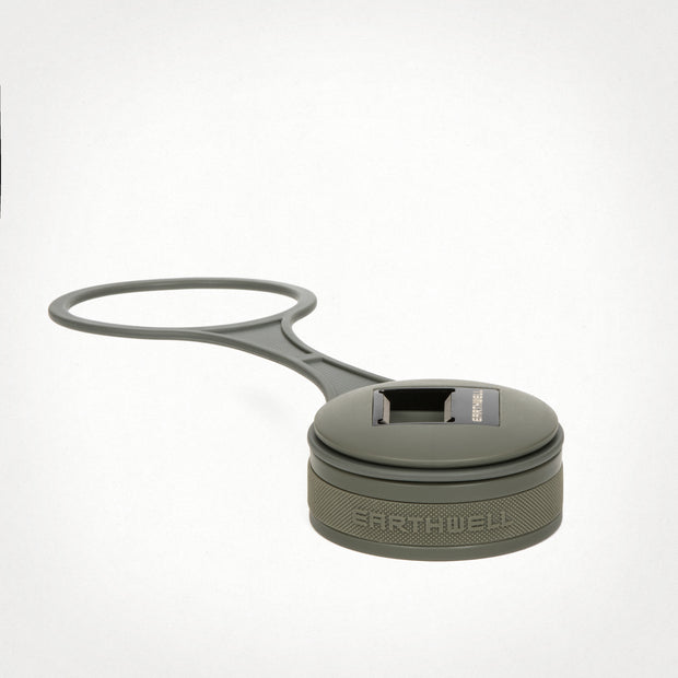 Earthwell® Wide Mouth Kewler™ Opener Cap - Foliage Green