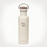 27oz (800 ml) Earthwell® Woodie™  Bottle w/ Walnut Cap - Baja Sand