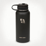 32 oz (.95L) Earthwell® Kewler™ Opener Vacuum Insulated Bottle - Volcanic Black